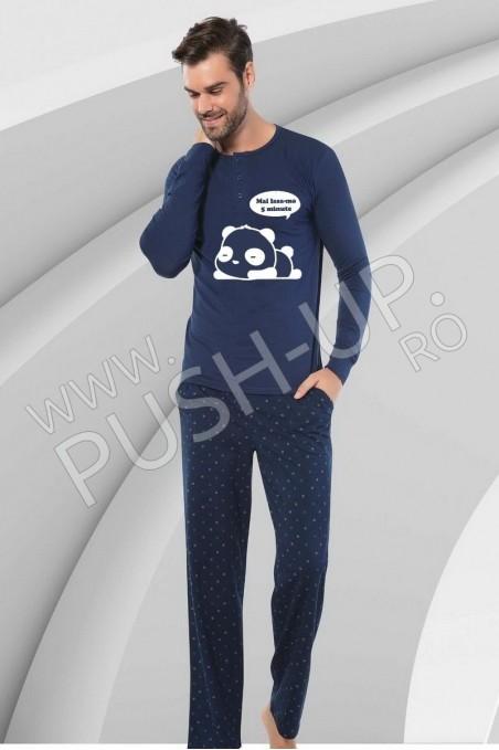 "Pijama ""Mai lasa-ma 5 minute"""